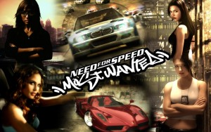 Need For Speed Most Wanted New HD Wallpapers
