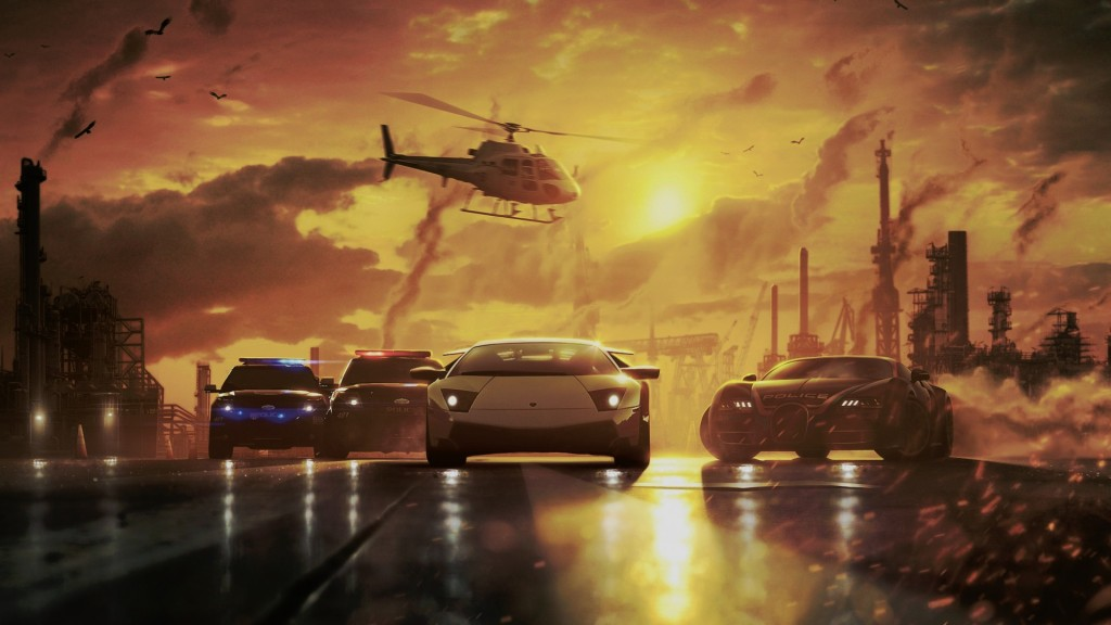Need For Speed . Most Wanted (7)