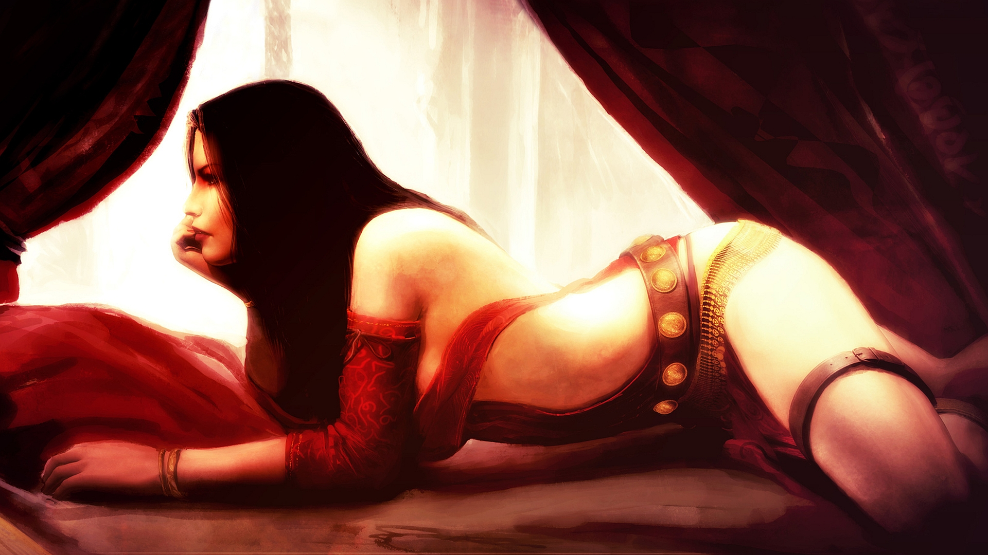 Prince of persia game queen nude image anime tube