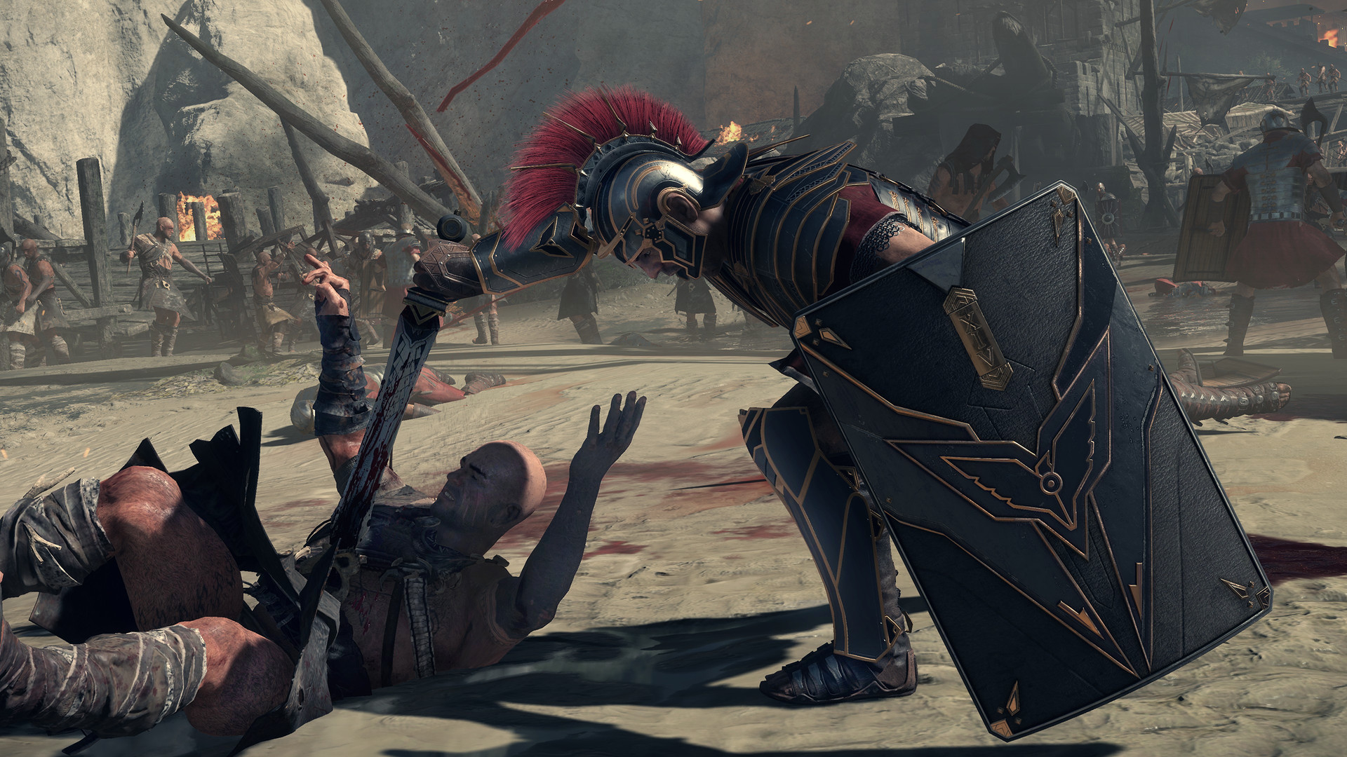 Ryse Son Of Rome Wallpaper: Ryse A Son Of Rome HD Wallpapers