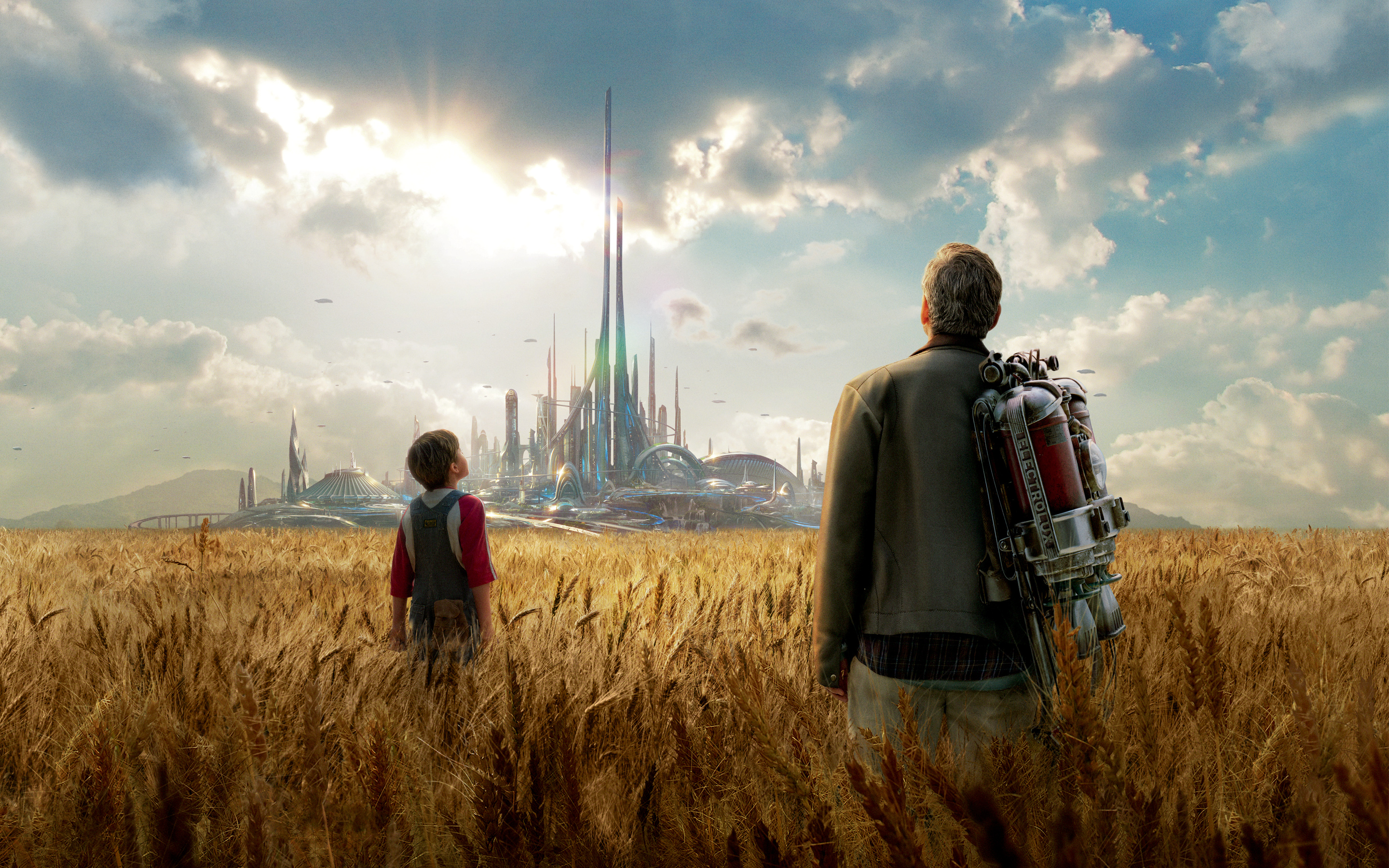 New tomorrowland movie hd desktop wallpapers 2015 all hd for In wallpaper
