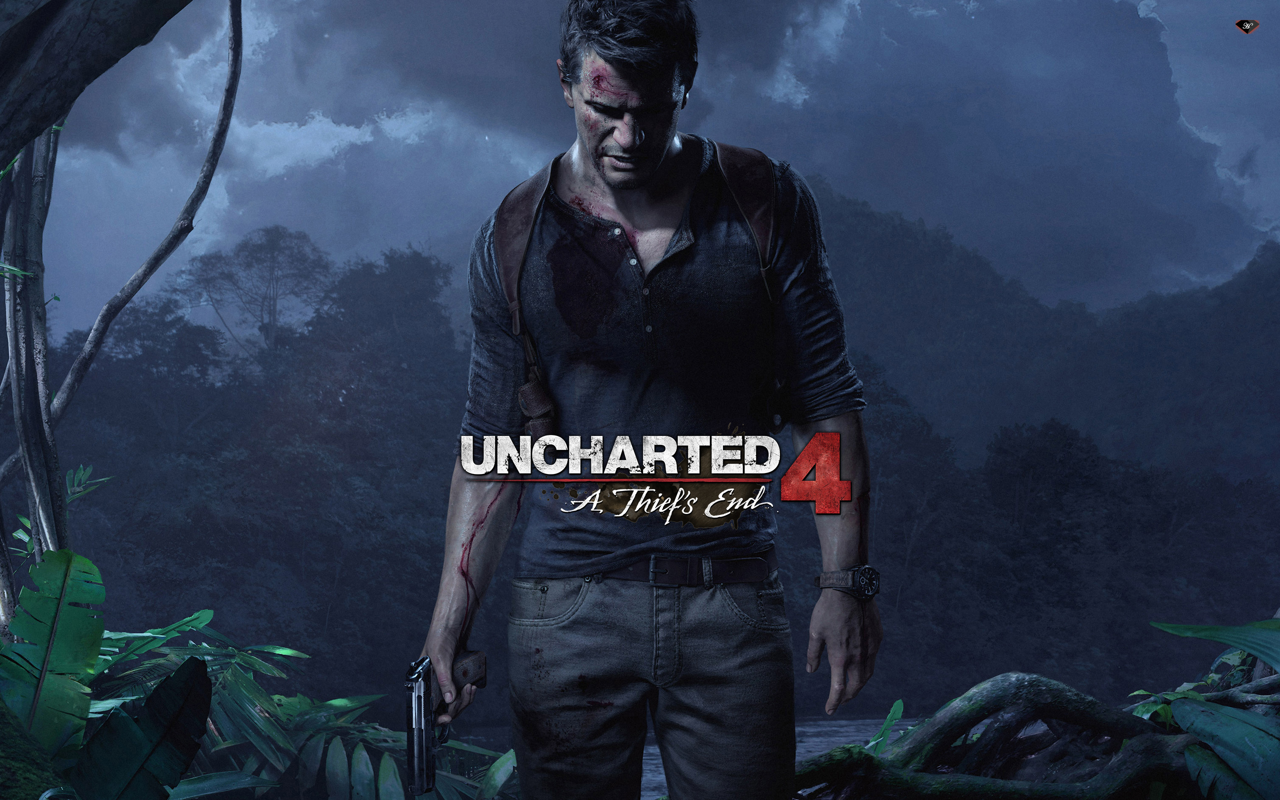 Uncharted 4 A Thief   End HD Wallpapers - All HD Wallpapers