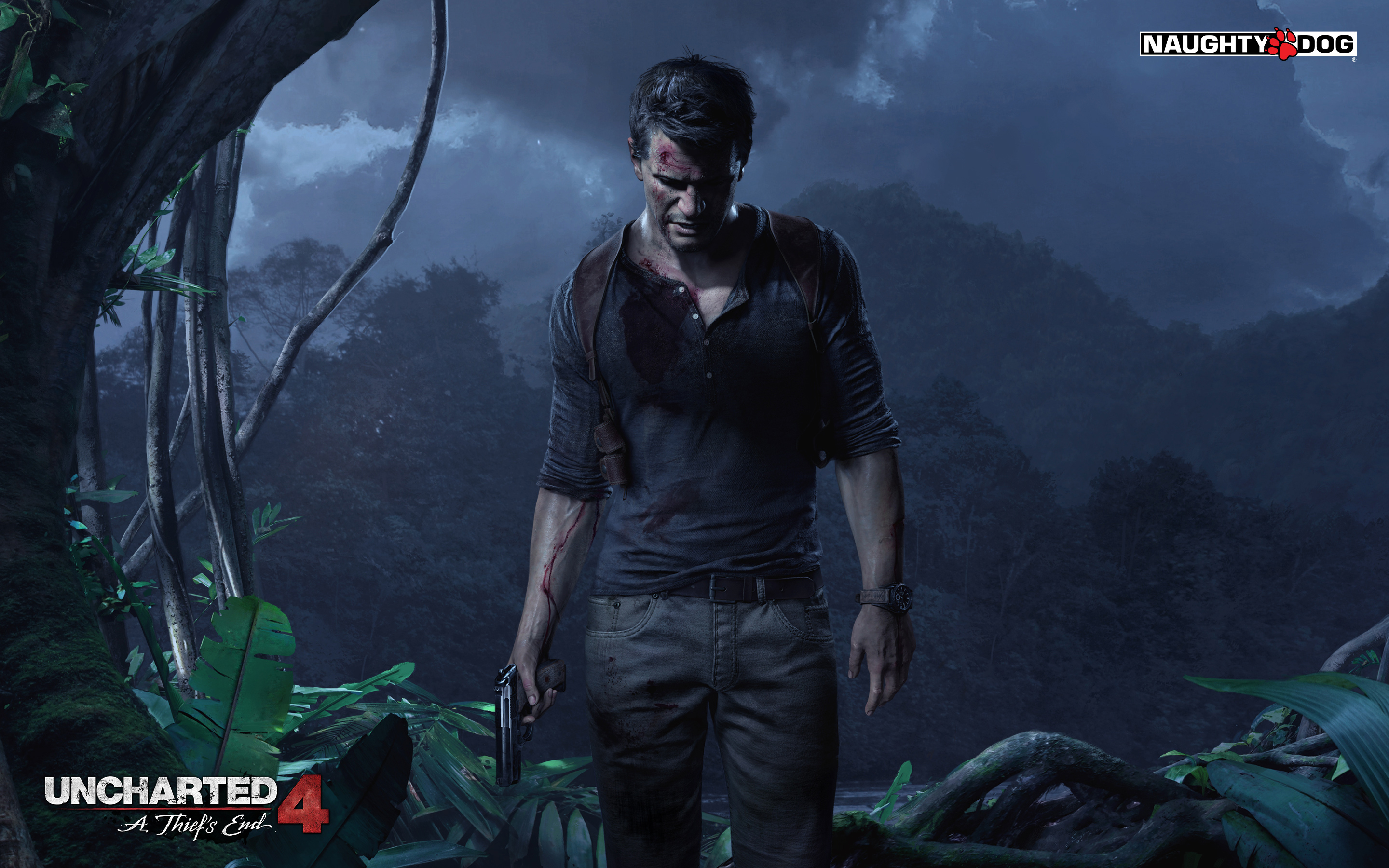 Uncharted 4 A Thief . End HD Wallpapers - All HD Wallpapers