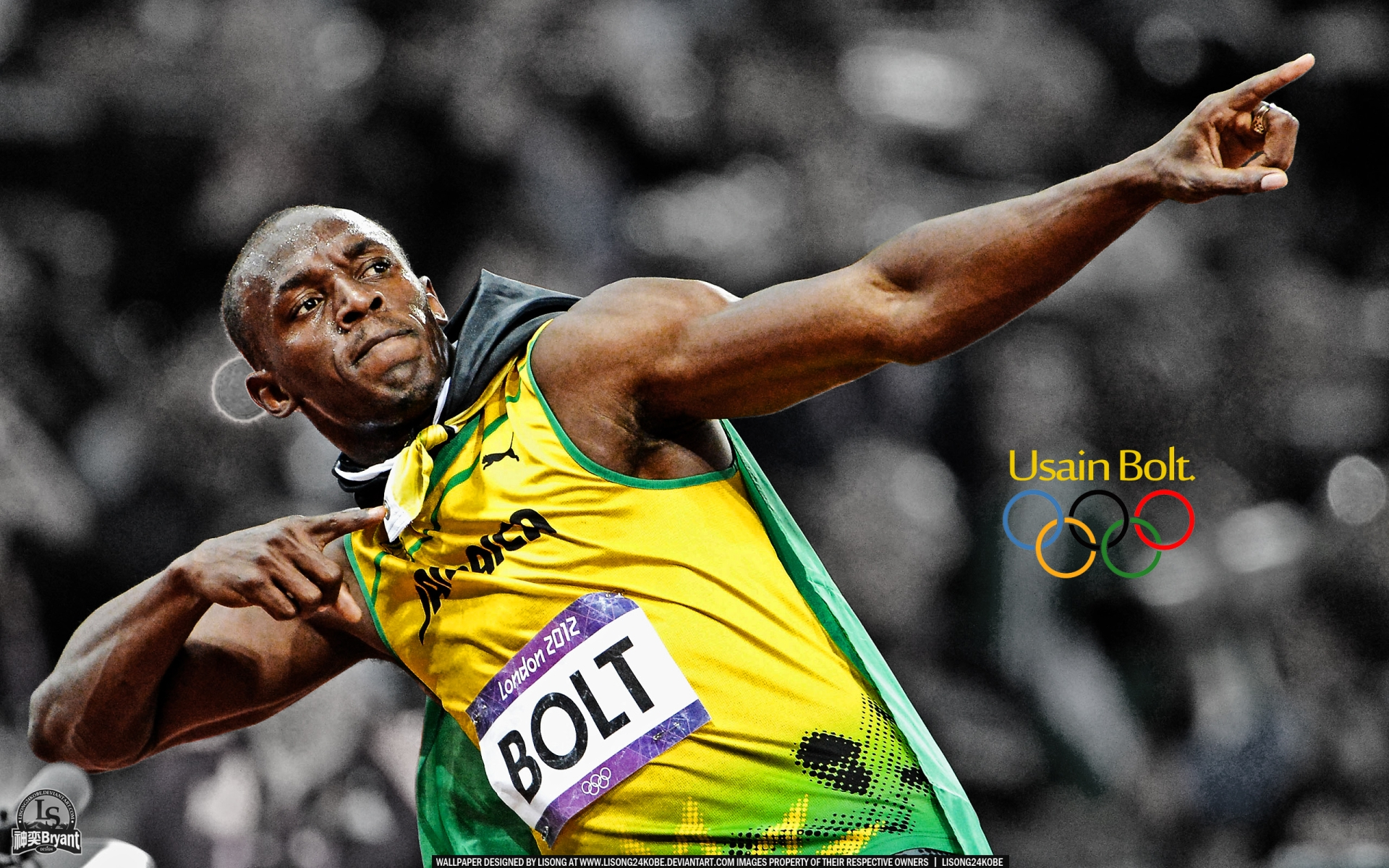 Usain Bolt Pictures HD Wallpapers