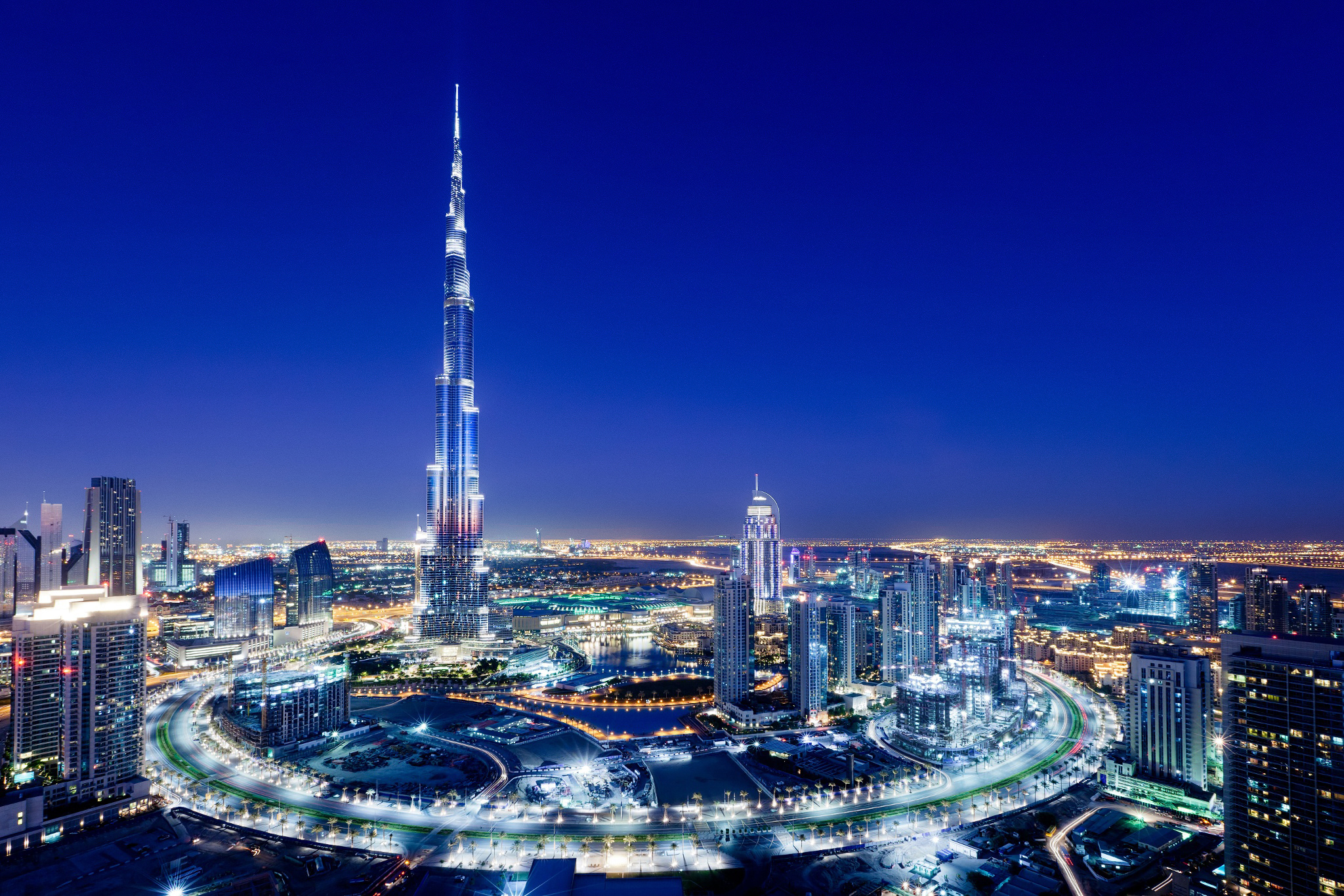burj khalifa high definition wallpapers 2017