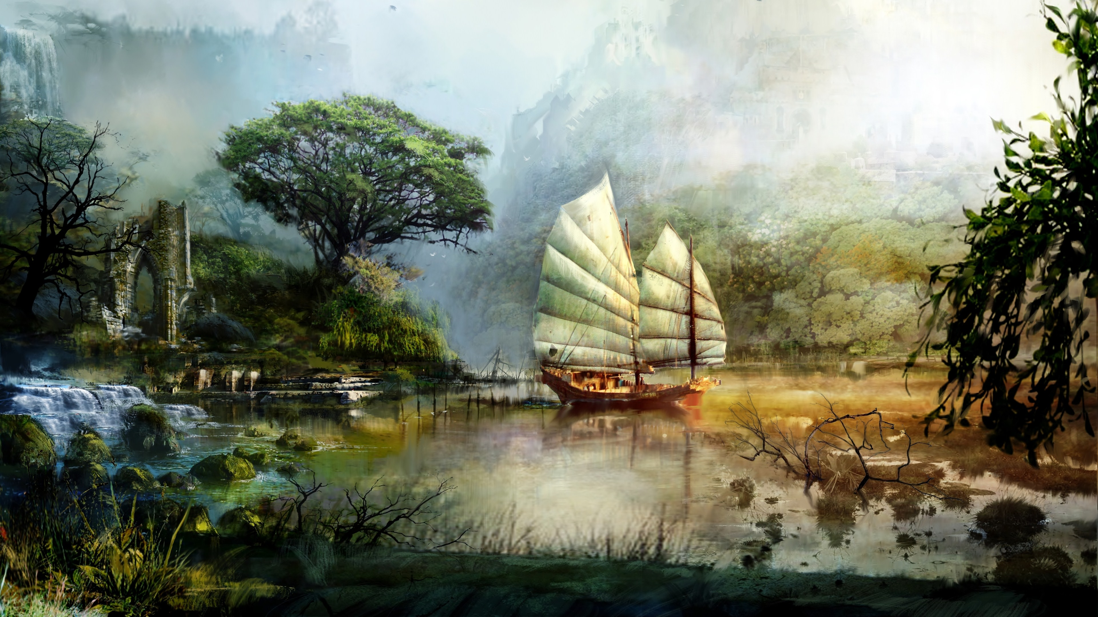 Guild Wars 2 Amazing New HD Wallpapers - All HD Wallpapers