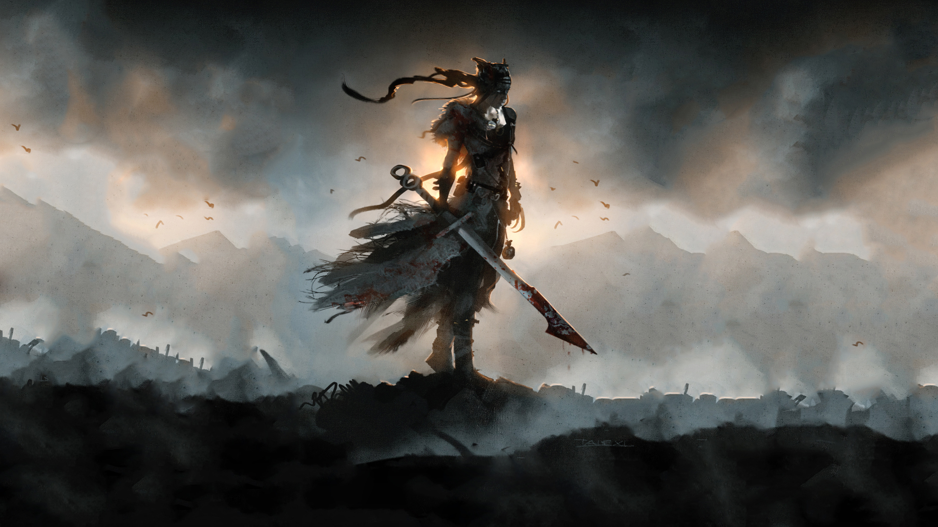 Amazing hellblade hd images wallpapers all hd wallpapers for Amazing wallpaper for tab
