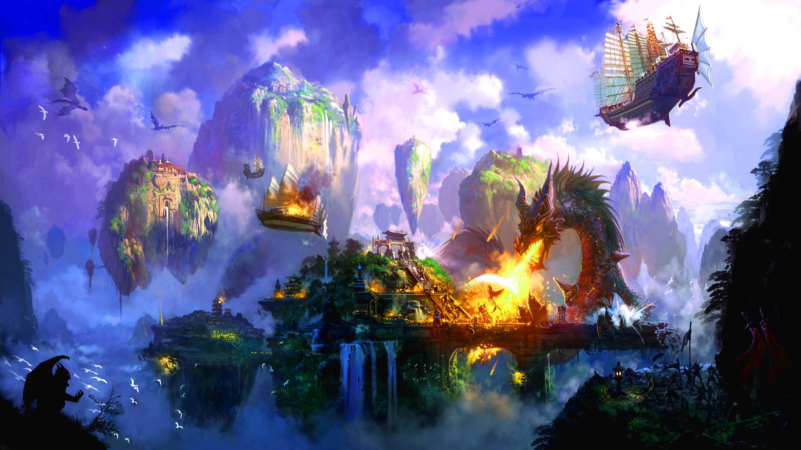 Runescape new game hd wallpapers all hd wallpapers New all hd video