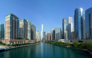 Beautiful City Chicago Awesome HD Wallpapers