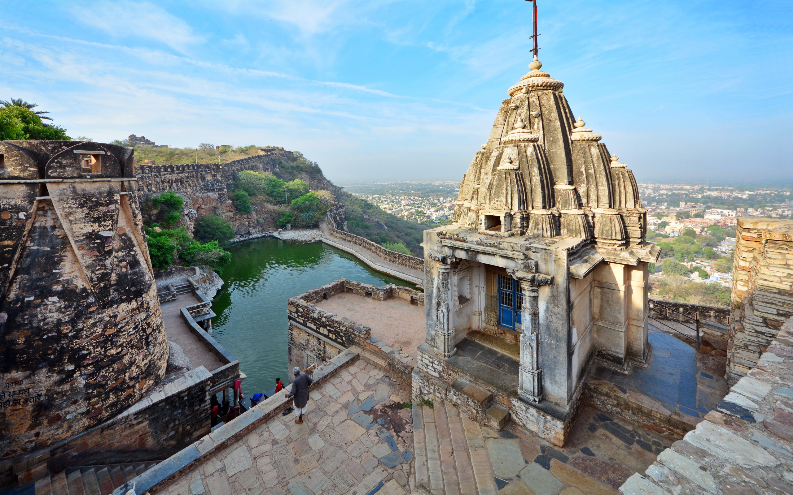 Chittorgarh Fort (india) Awsome HD Wallpapers - All HD ...