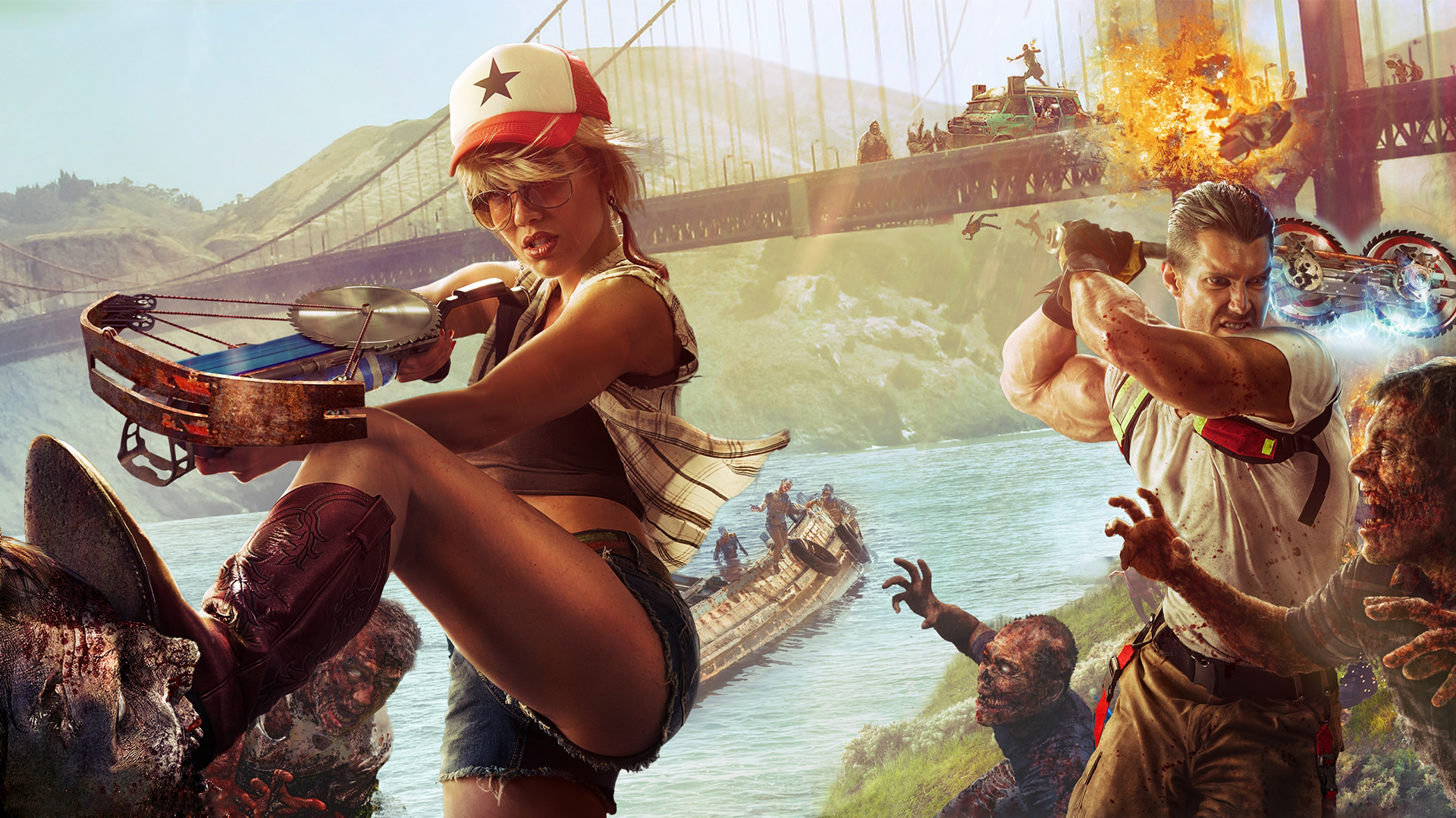 dead island 2 amazing hd wallpapers high quality   all hd