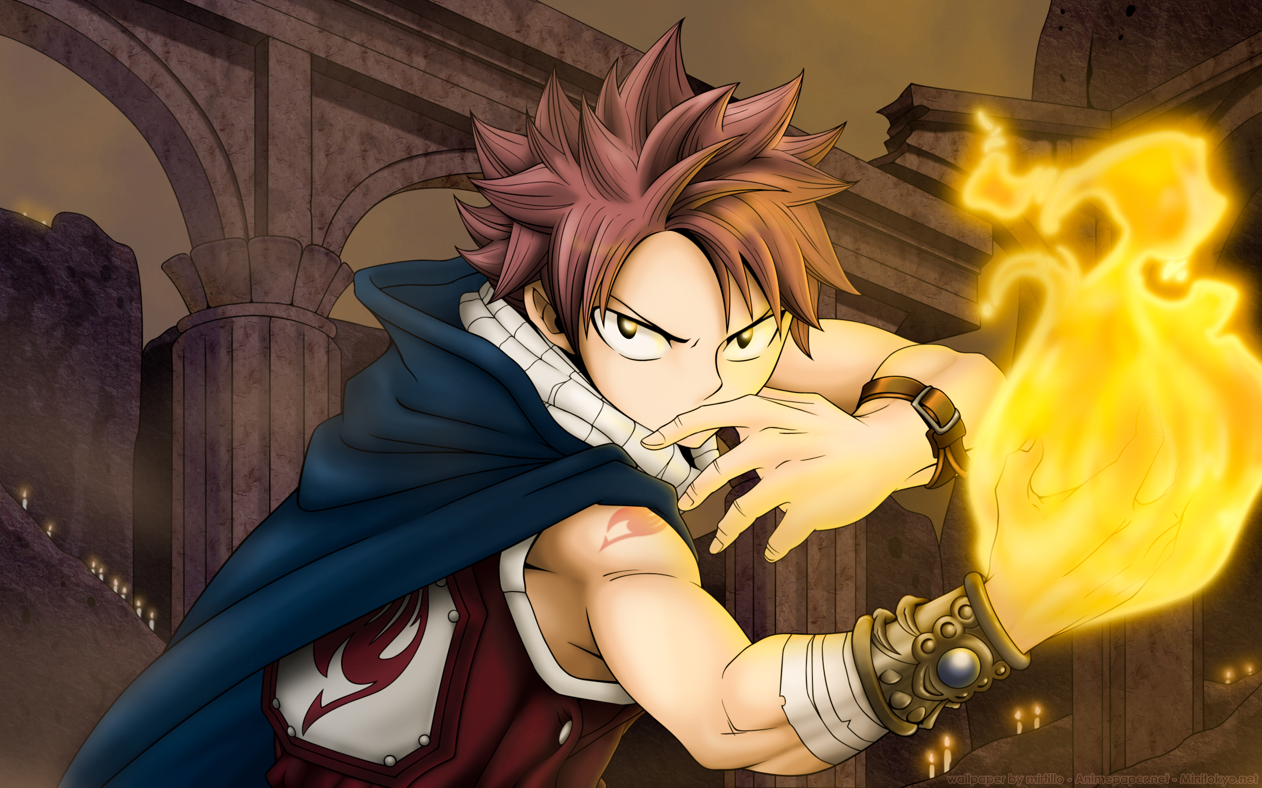 Fairy Tail Wallpapers 1920x1080p