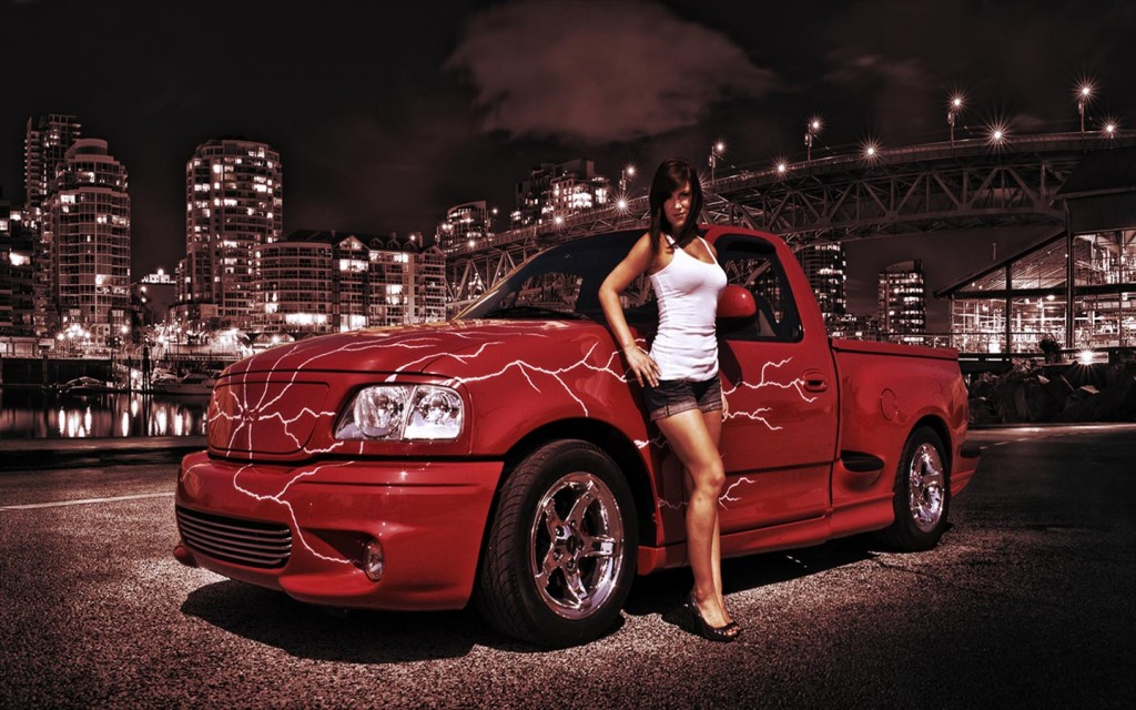 Girls With Car (10)