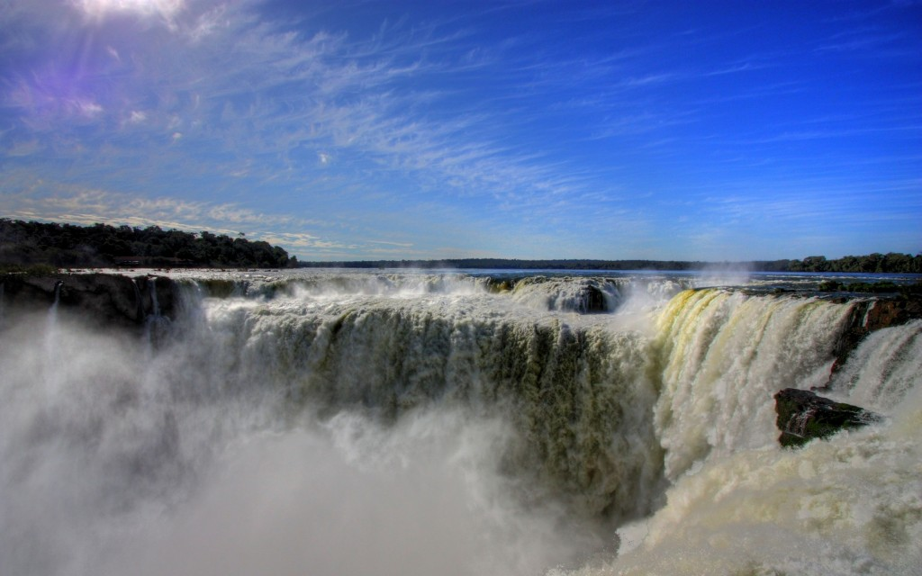 iguazu falls video hd