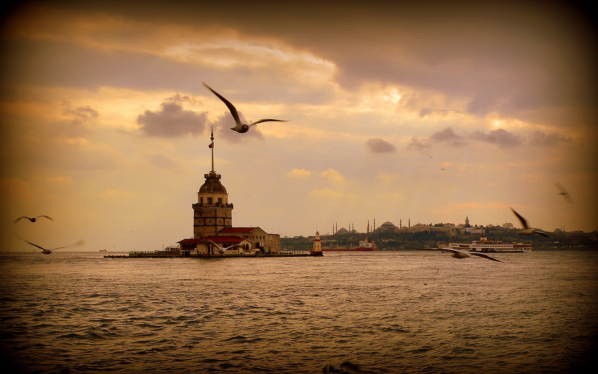 Istanbul Beautiful Turkey City HD Wallpapers(High ...
