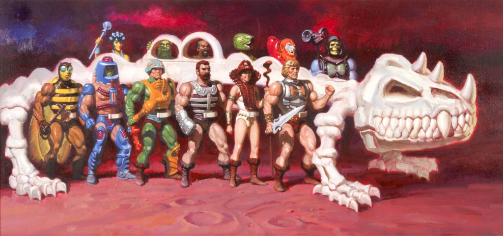 Masters Of The Universe (1)