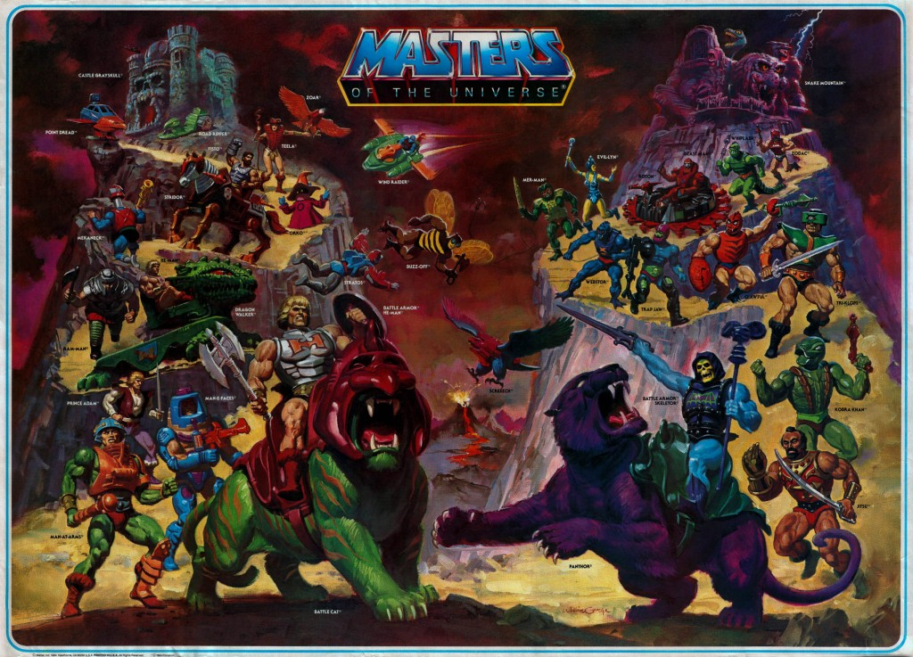 Masters Of The Universe (3)