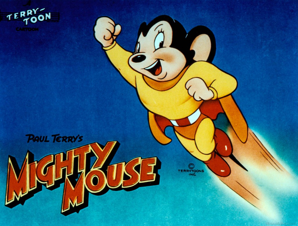 Mighty Mouse (5)