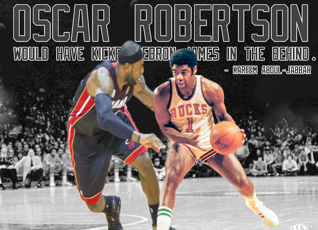 Oscar Robertson HD Wallpapers And Backgrounds All HD Wallpapers