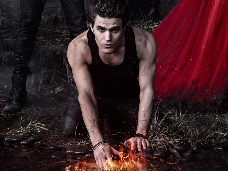 Paul Wesley New High Quality Wallpapers - All HD Wallpapers