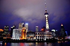 Beautiful City Shanghai HD Wallpapers (High Definition)