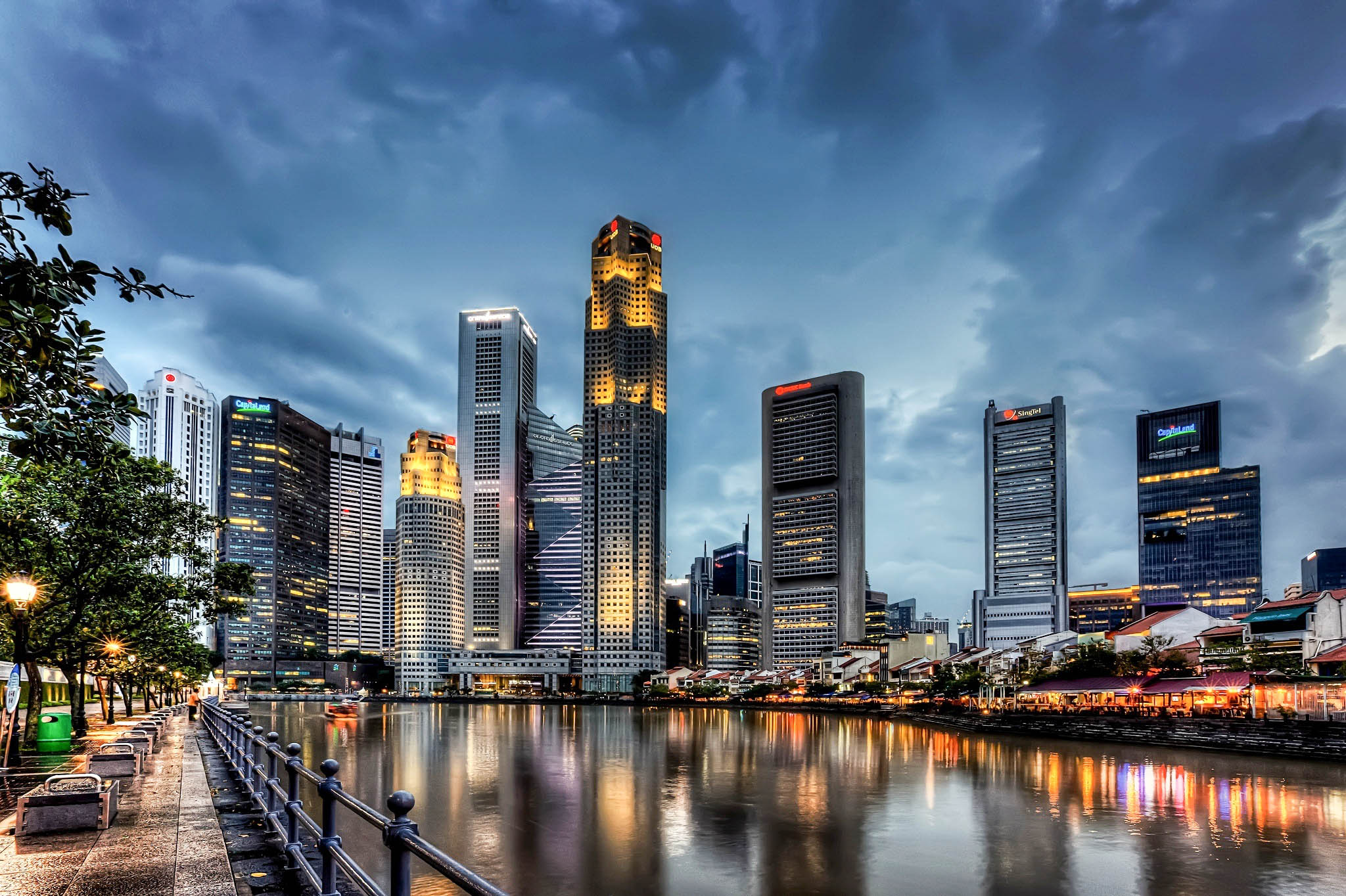 Singapore New Awesome High Definition Wallpapers 2015