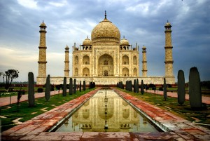 Beautiful Taj Mahal (India) High Definition HD Wallpapers