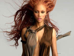 Hotest Tyra Banks Sexy HD Wallpapers