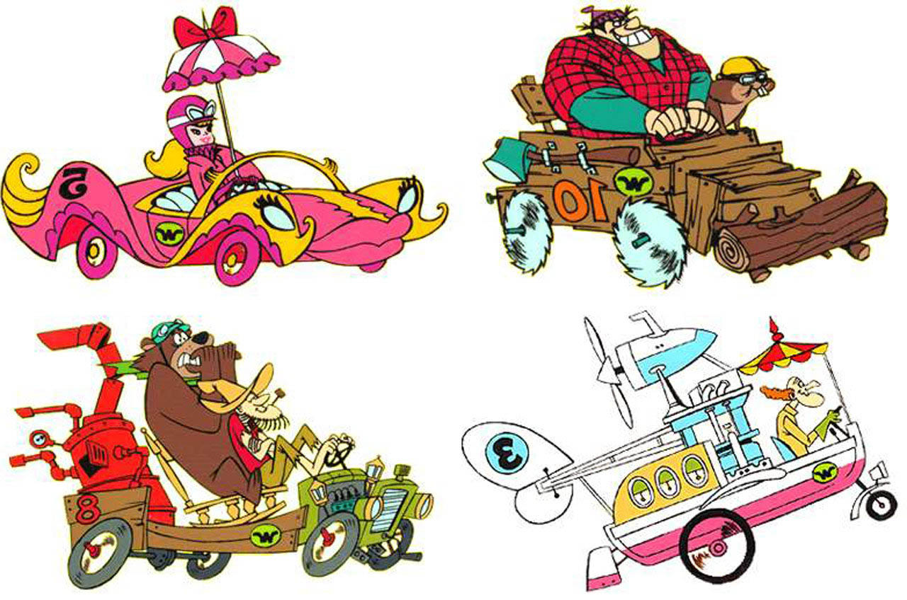 Wacky Races wacky races new beautiful wallpapers high quality  all
