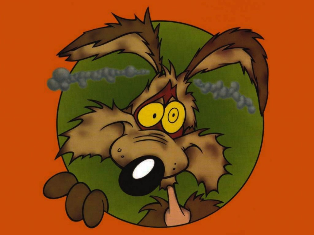 Wile E Coyote High Resolution HD Wallpapers