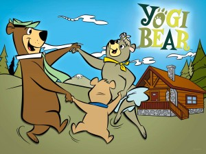Yogi Bear Amazing New HD Wallappers ( High Quality) ..