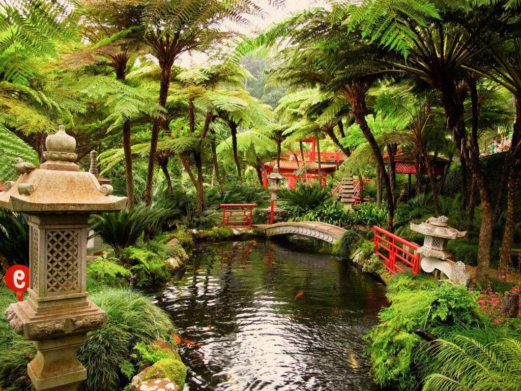Oriental new high resolution hd wallpapers all hd wallpapers - Decoration jardin japonais ...