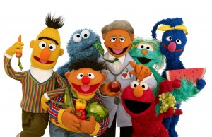 Sesame Street Awesome High Quality HD Wallpapers