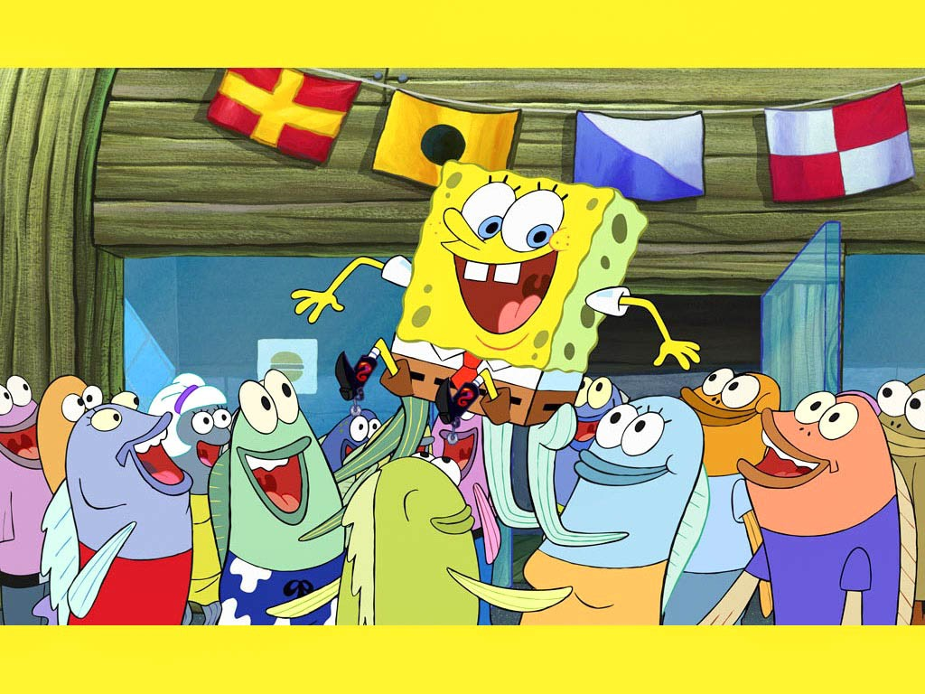 Spongebob Squarepants (7)