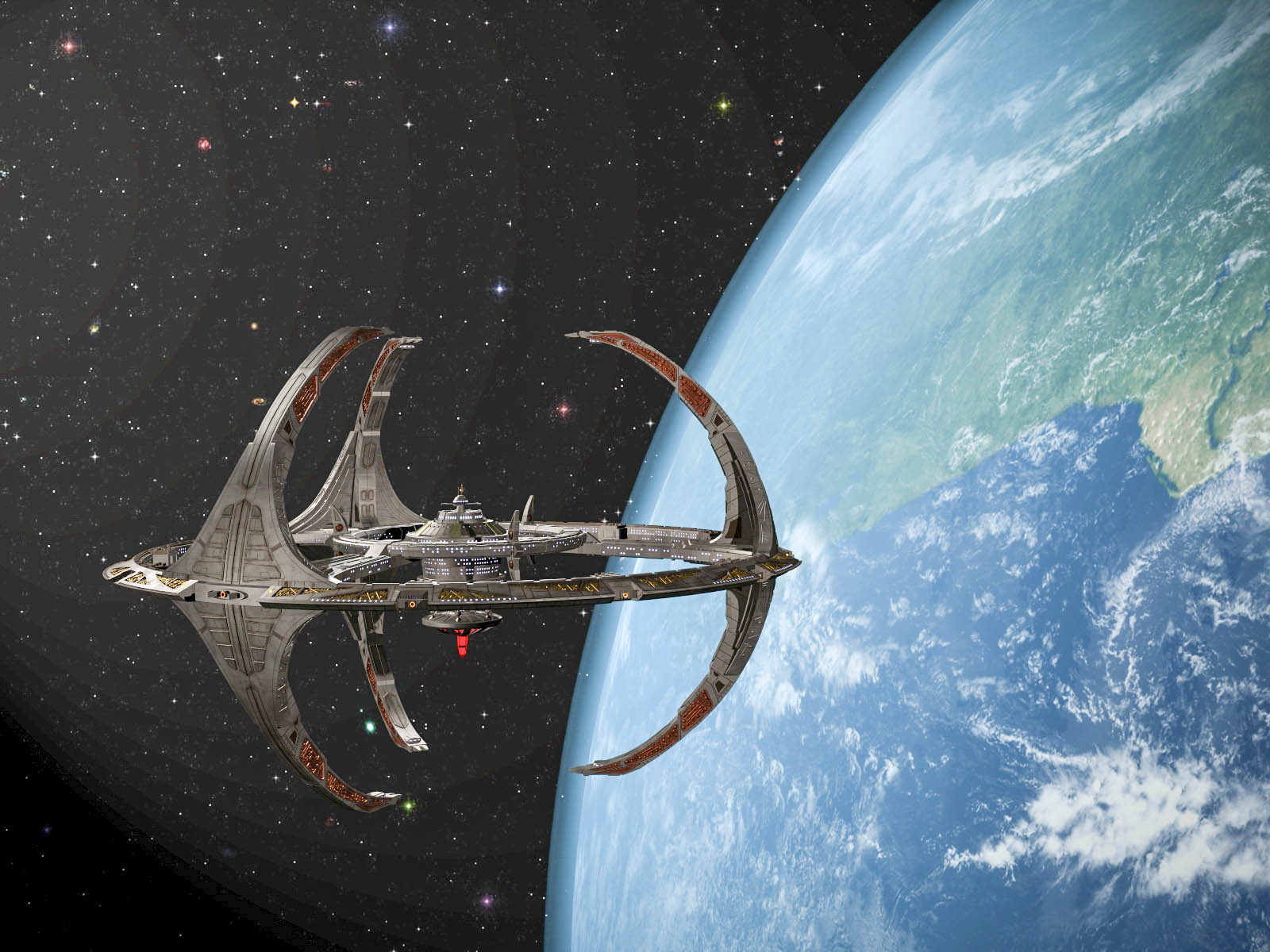 Star Trek Deep Space Nine 2