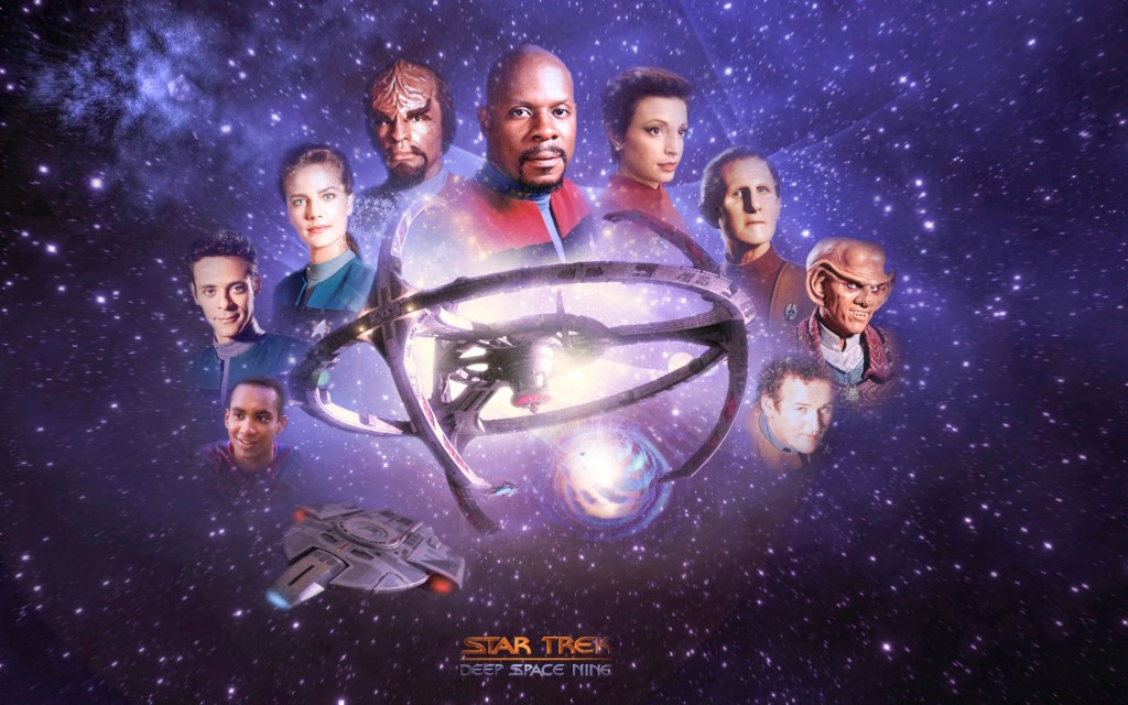 Star Trek Deep Space Nine (3)
