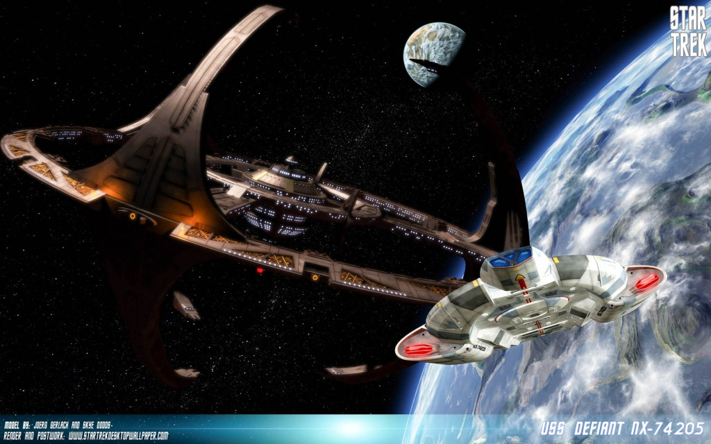 Star Trek Deep Space Nine (8)