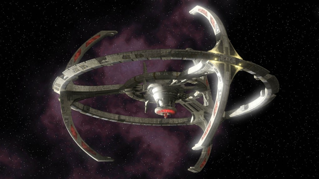 Star Trek Deep Space Nine (9)