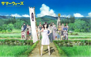Summer Wars New High Definition HD Wallpapers