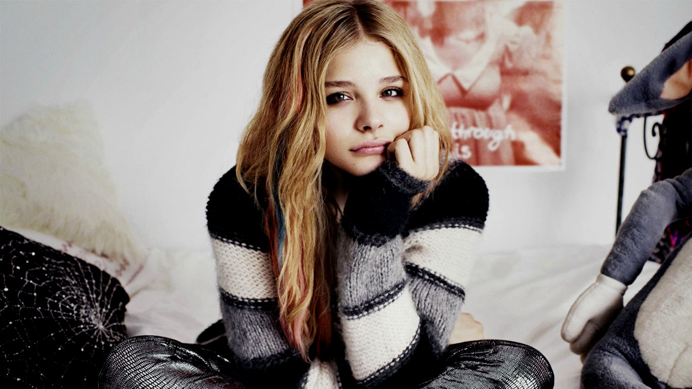 beautiful chloë grace moretz awesome hd pictures, wallpapers - all