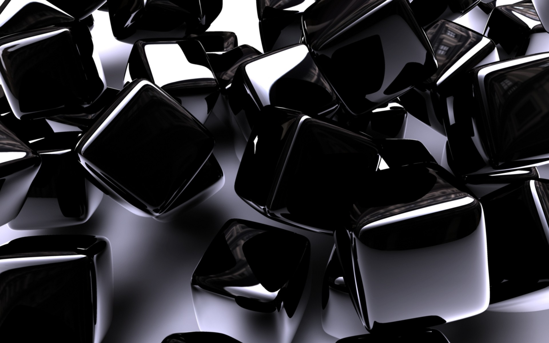 3d abstract cubes background - photo #39
