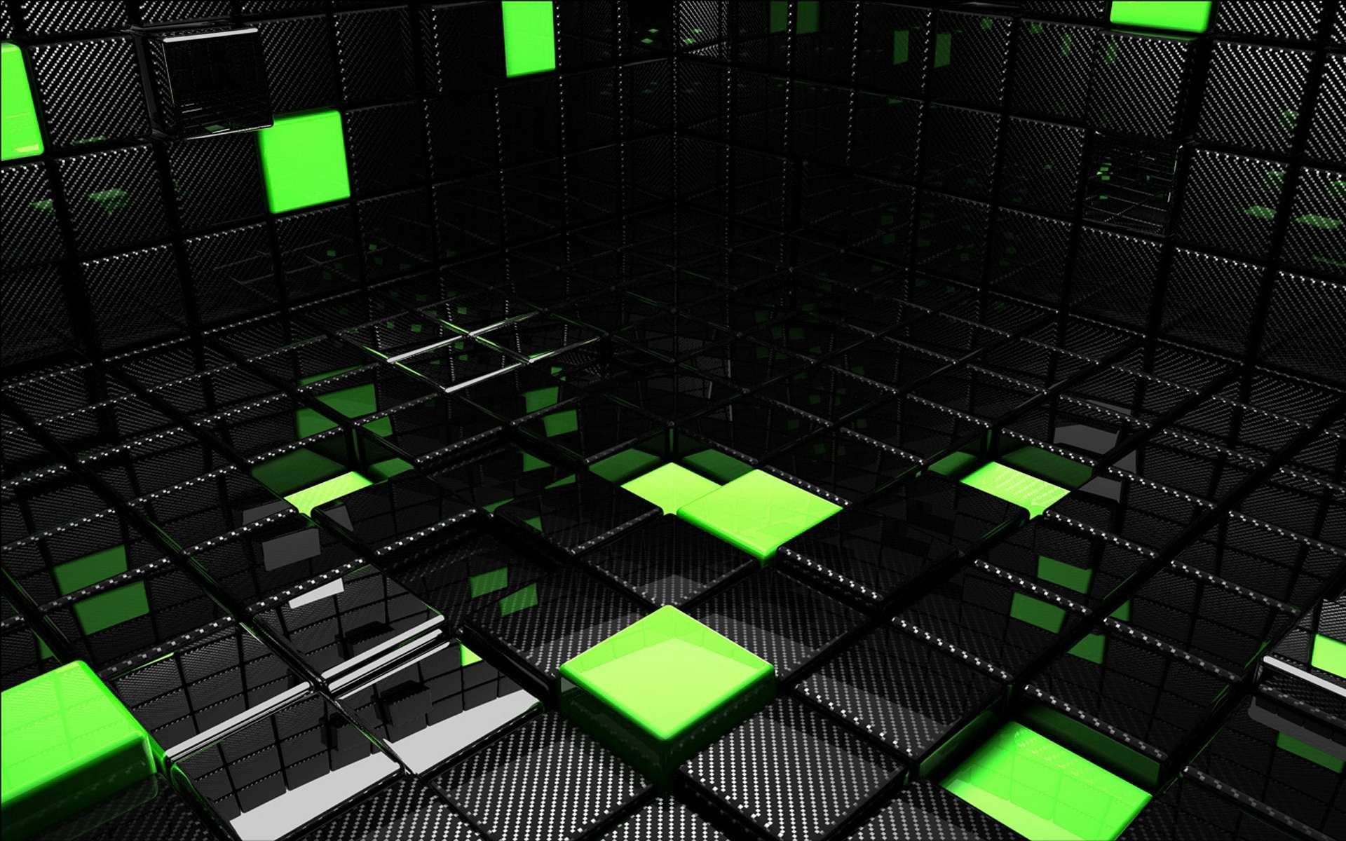 Abstract Design 3d Desktop Hd Wallpaper: 3D Abstract Cube HD Awesome Wallpapers (High Resolution