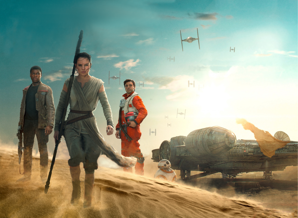 Star Wars Episode VII The Force Awakens (1)
