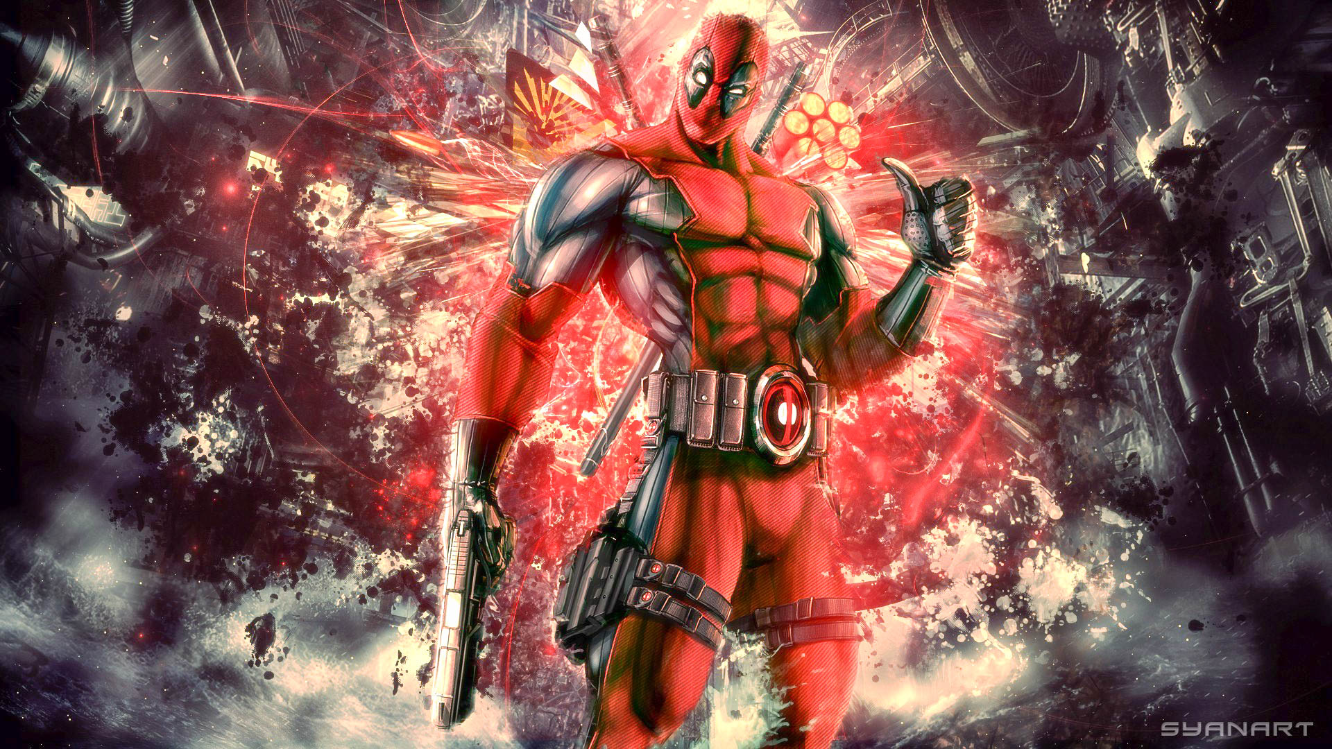 how to download deadpool pc game