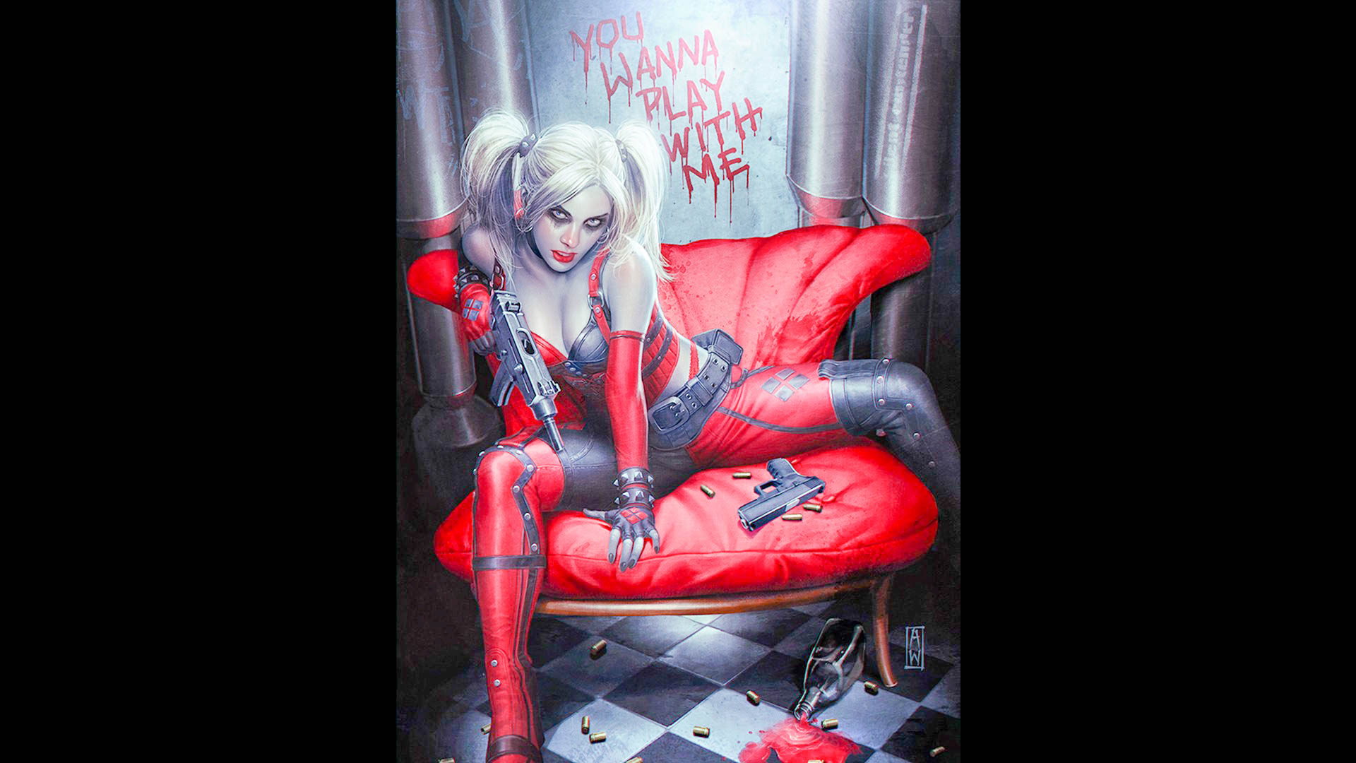 harley quinn is the - photo #44