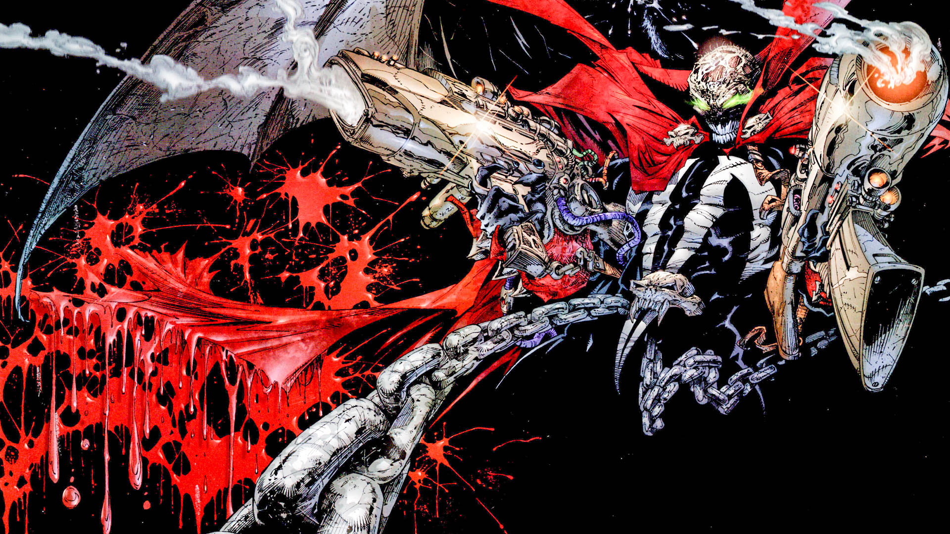 Spawn Awesoome HD Wallpapers In High Definition