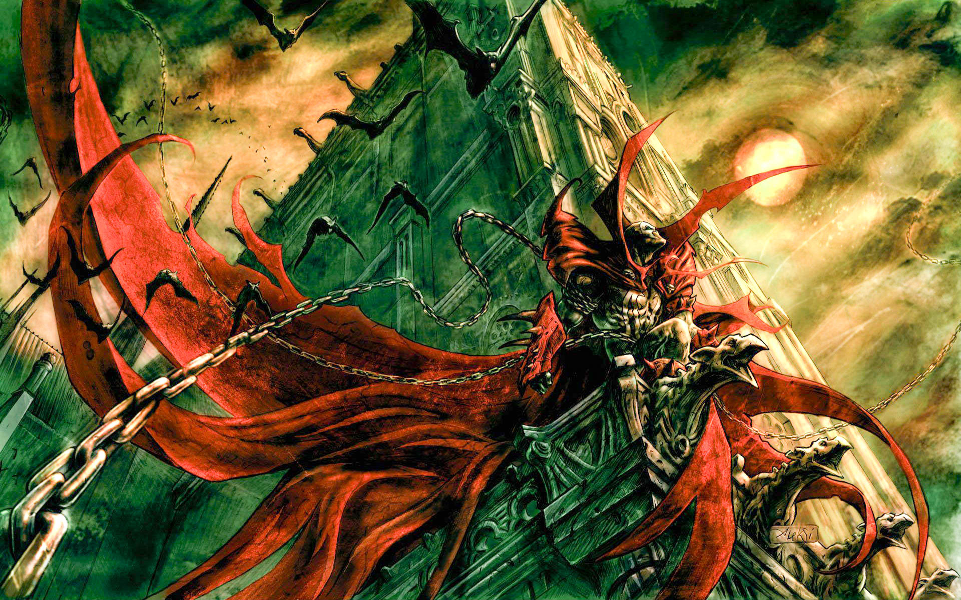 spawn awesoome hd wallpapers in high definition all