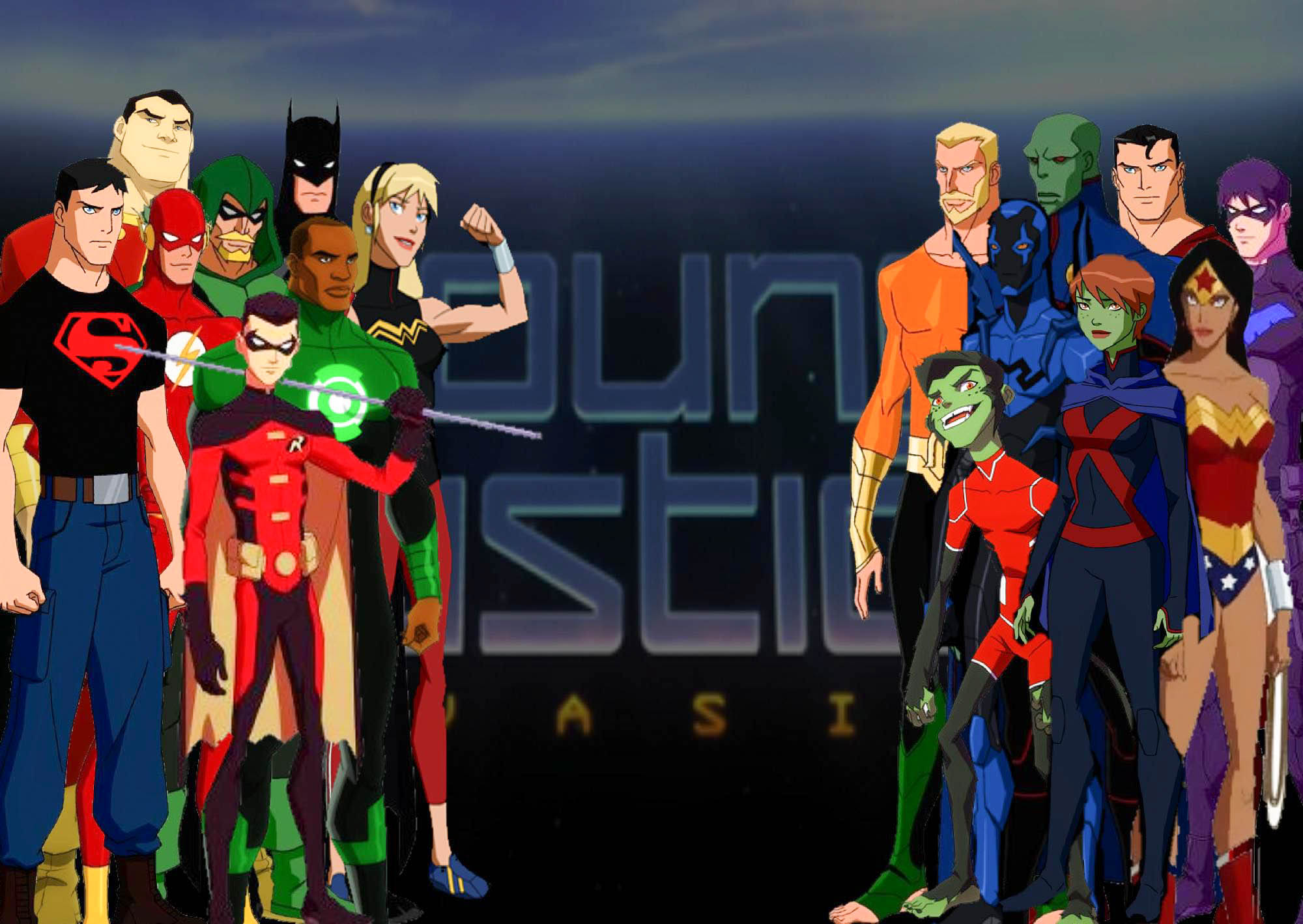 All Justice League Animated Movies Download
