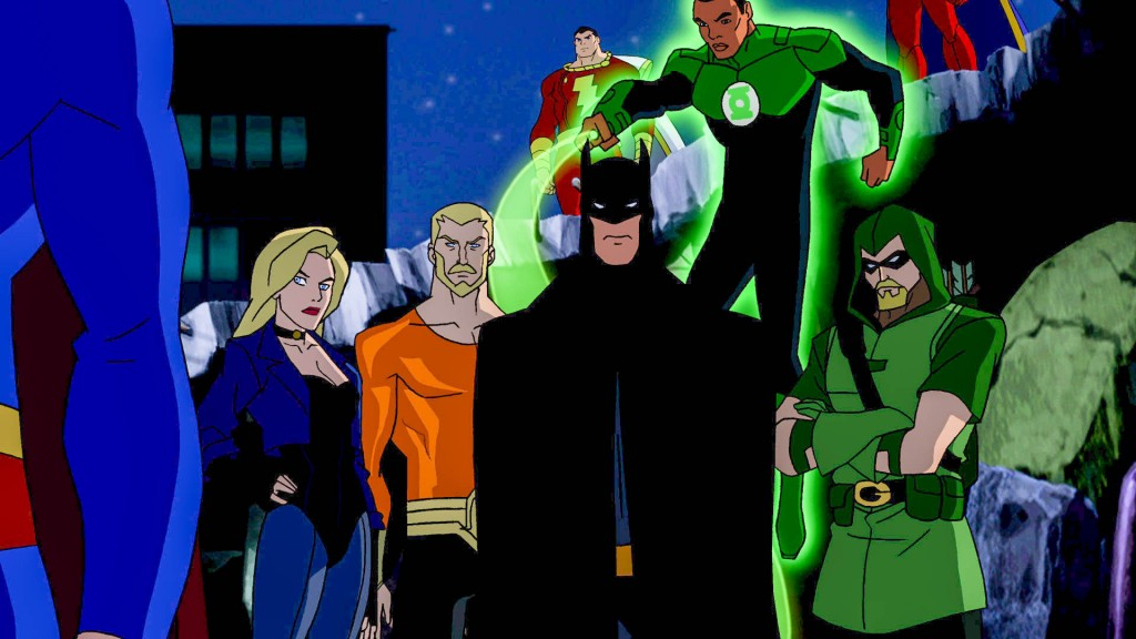 Young Justice (3)