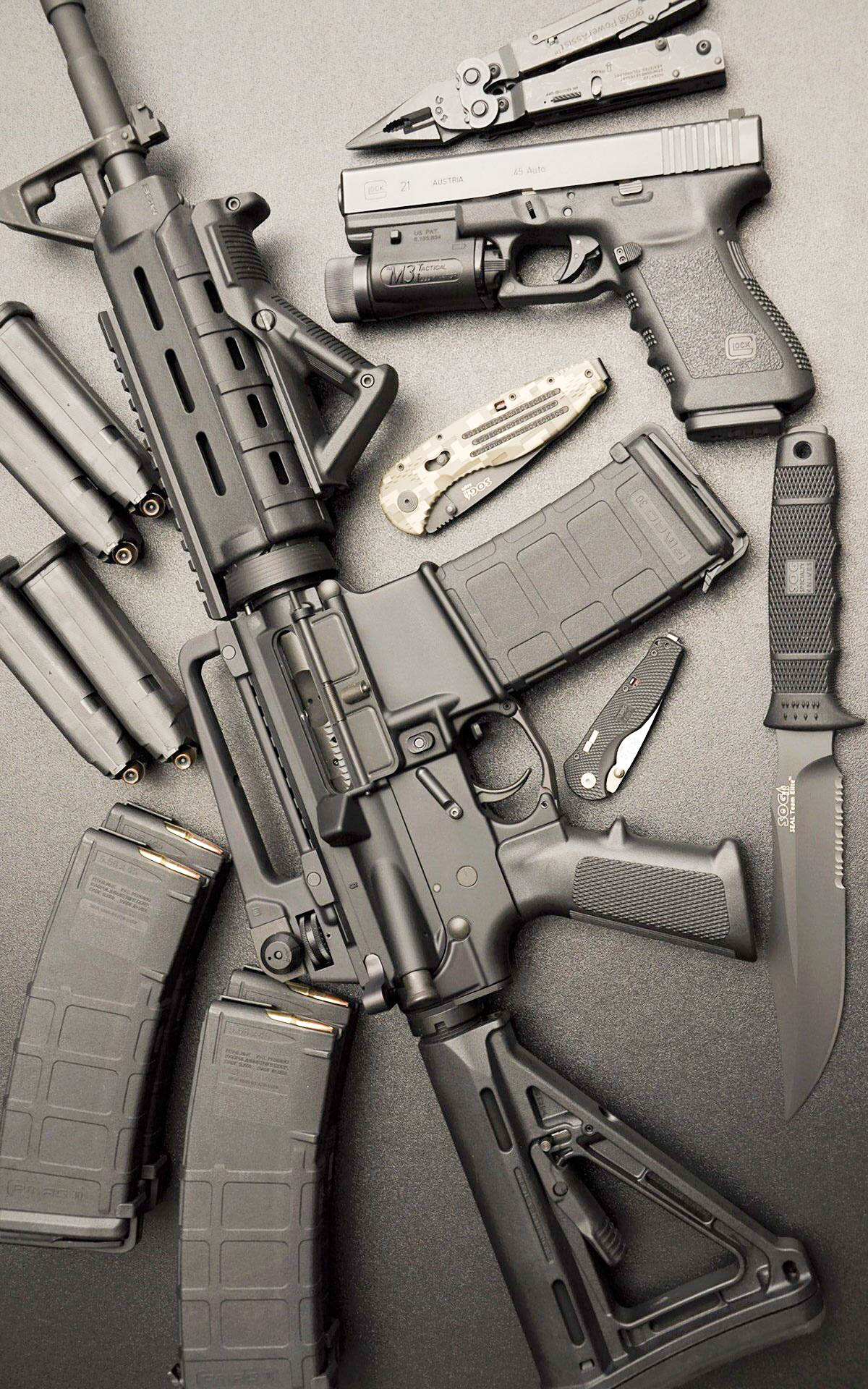 AR 15 Weapon Some Amazing HD Wallpapers Backgrounds High